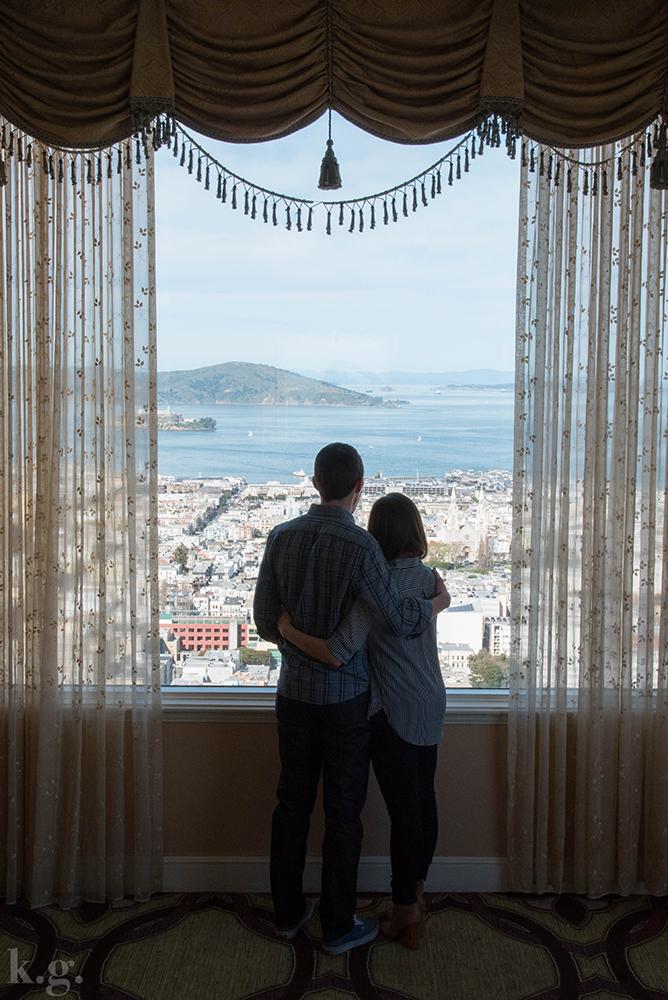 DC couple engaged