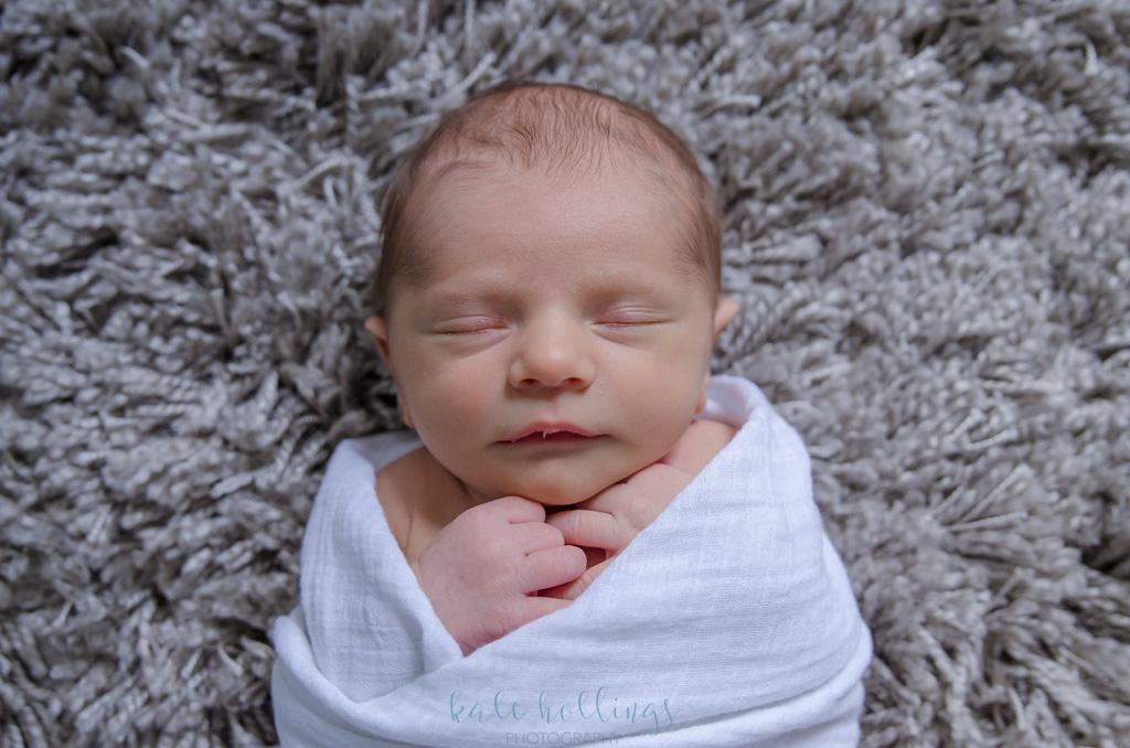 newborn boy grey 1