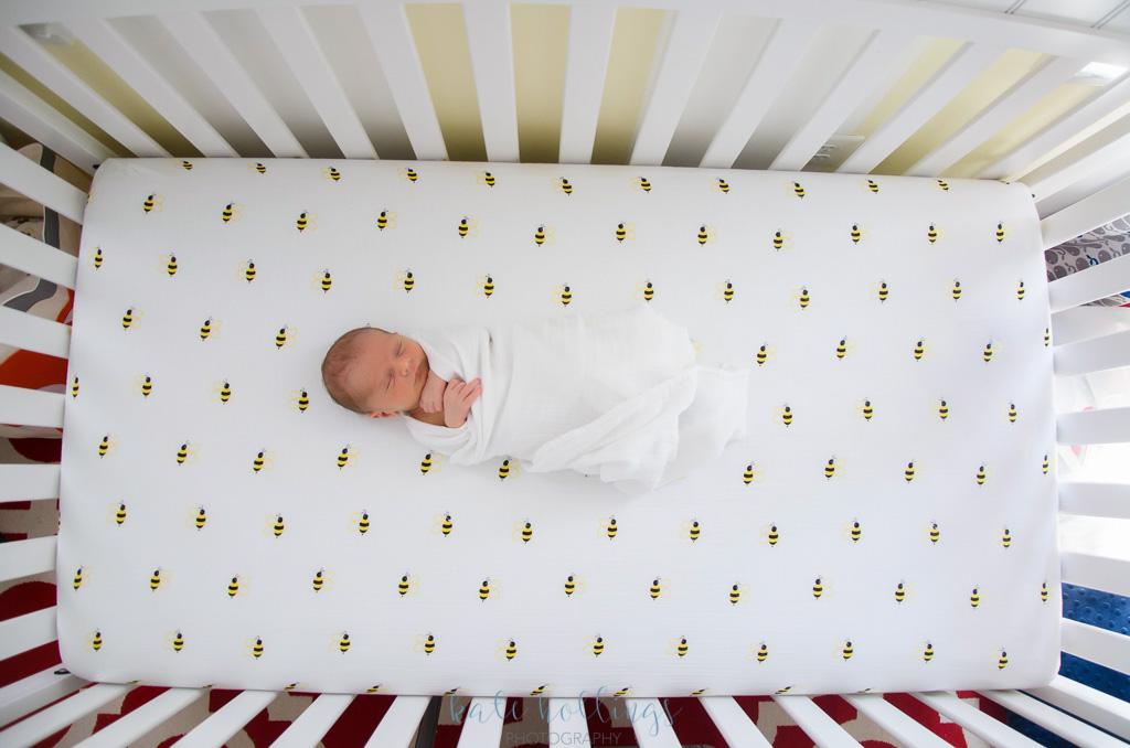 newborn boy crib 2