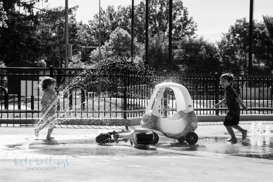 Park water play