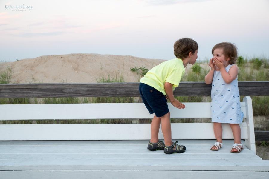 Boardwalk sillies