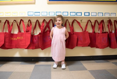 E's first day of school - 3