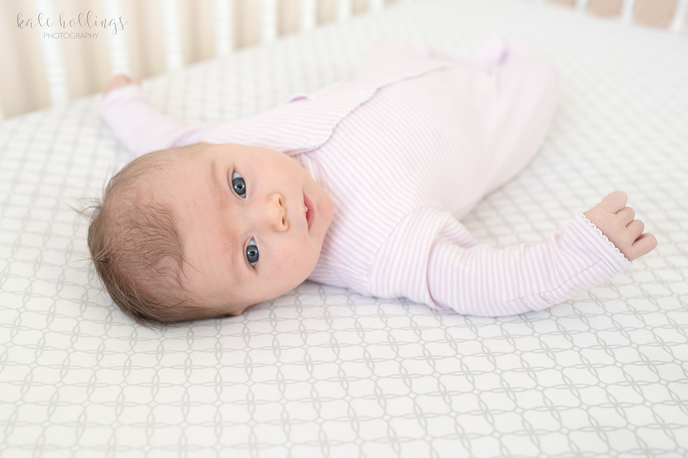 Baby girl, two months old - 2