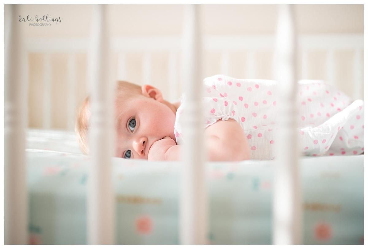 Littlest One 5 Months - 6