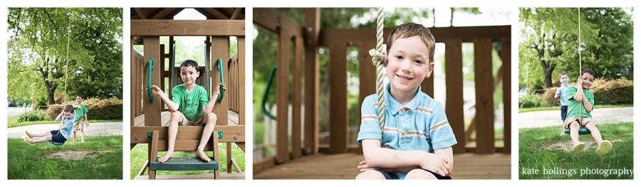 W Family - Boys Portraits
