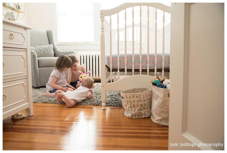 Littlest One - Six Months 5