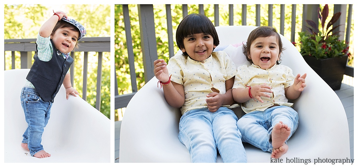 Baby D. Turns One - Brothers