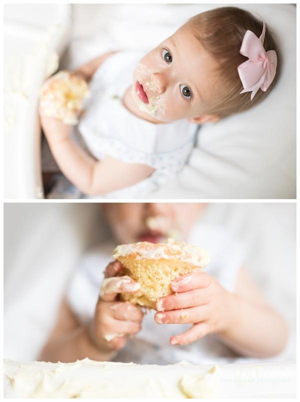 Pretty in Pink - Cupcake Smash
