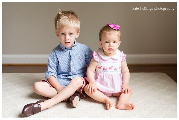 Pretty in Pink - Sister & Brother