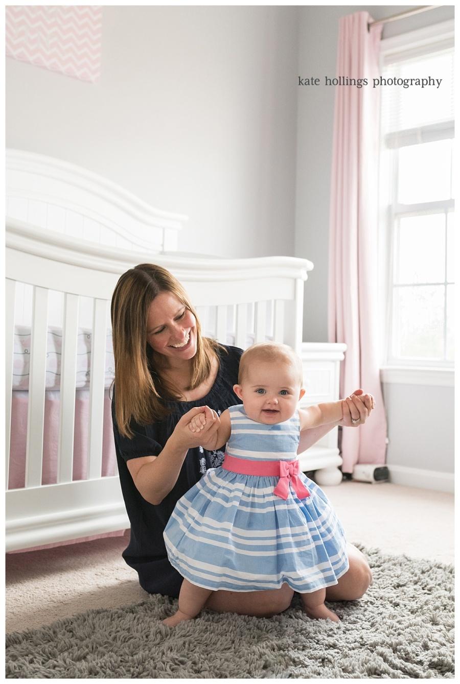 N. Family - Mama and Baby Girl
