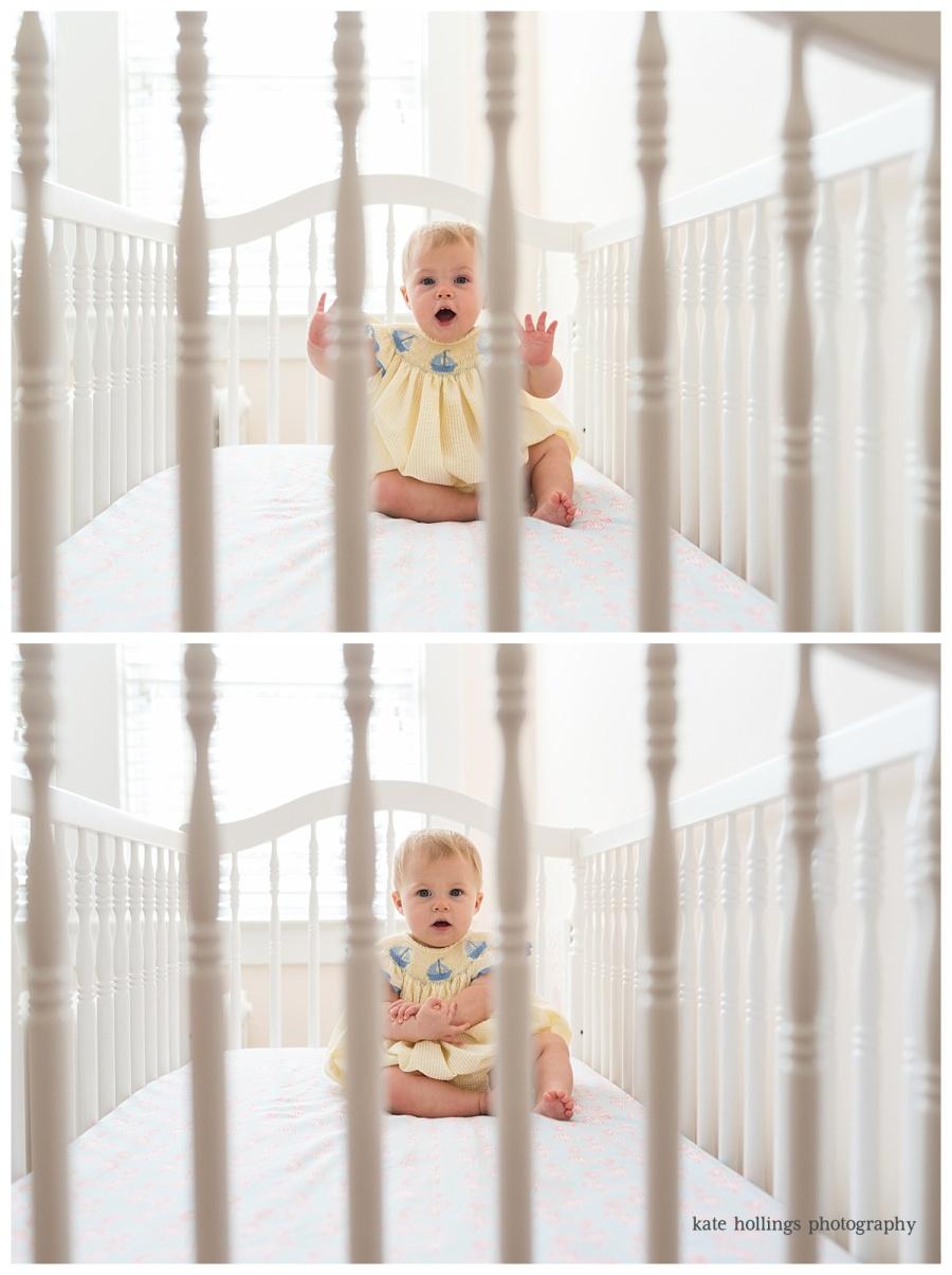 Littlest One, 8 Months Old - 3