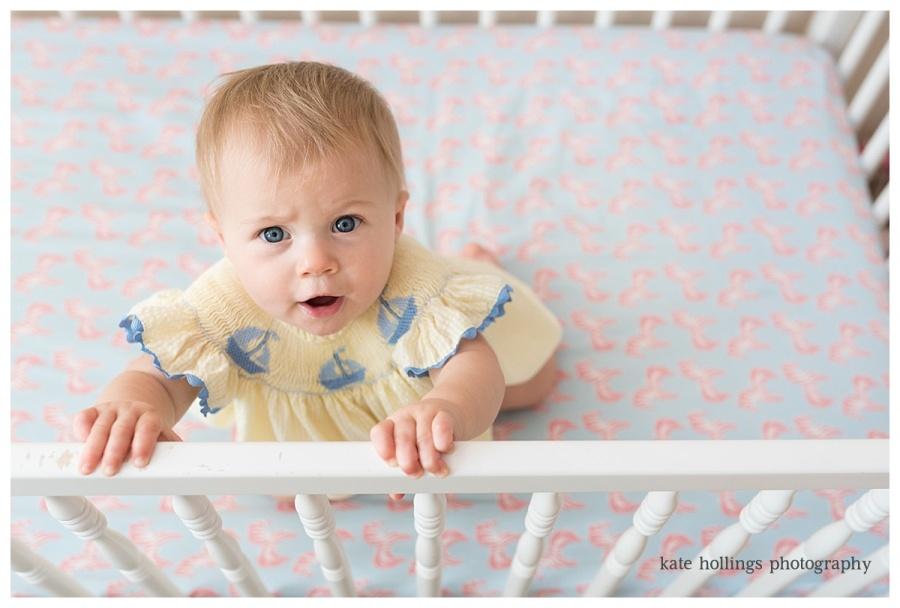Littlest One, 8 Months Old - 4
